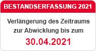 Bestandserfassung 2021