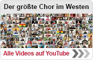 Der größte Chor im Westen